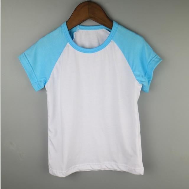 f6c7aef4beb 2pcs lot mix colors and sizes boys short sleeve shirt brother tshirt short  sleeve baseball T shirt for kids unisex raglan shirts