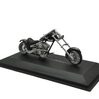 1:12 scale Miniature moto DIXIE BIKE Motorcycle Diecast metal model Sport bike racing motorbike auto vehicle gift toy for child