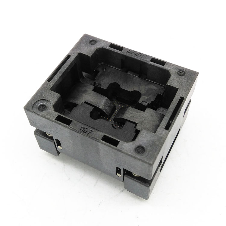 1pcs BGA67 Press Release Spring Block 0.8 Pitch BGA67 Write Block Chip Test Block free shipping sop32 wide body test seat ots 32 1 27 16 soic32 burn block programming block adapter