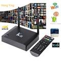 Lo nuevo KIII S905 K3 Android 5.1 Quad Core Tv Box Amlogic 2 GB/16 GB 2.4G/5 GHz Dual WIFI LAN Gigabit 4 K H.265 BT4.0 Media Player