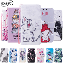 цена на J510 For Fundas Samsung Galaxy J5 2016 Case PU Leather Wallet Flip Cover for Galaxy J5 2016 for Coque Samsung J5 2016 Case J5 6