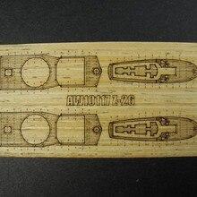 Дракон artoox 1064 Z-26 немецкий эсминец деревянная колода AW10117