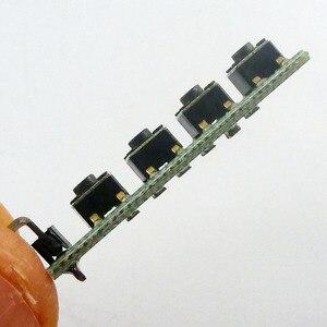 Image 5 - 10 Uds., con UNO MEGA2560, código de ejemplo Botón de teclado de salida analógica para Arduino, 3,3 V, 5V, 4 botones, 1