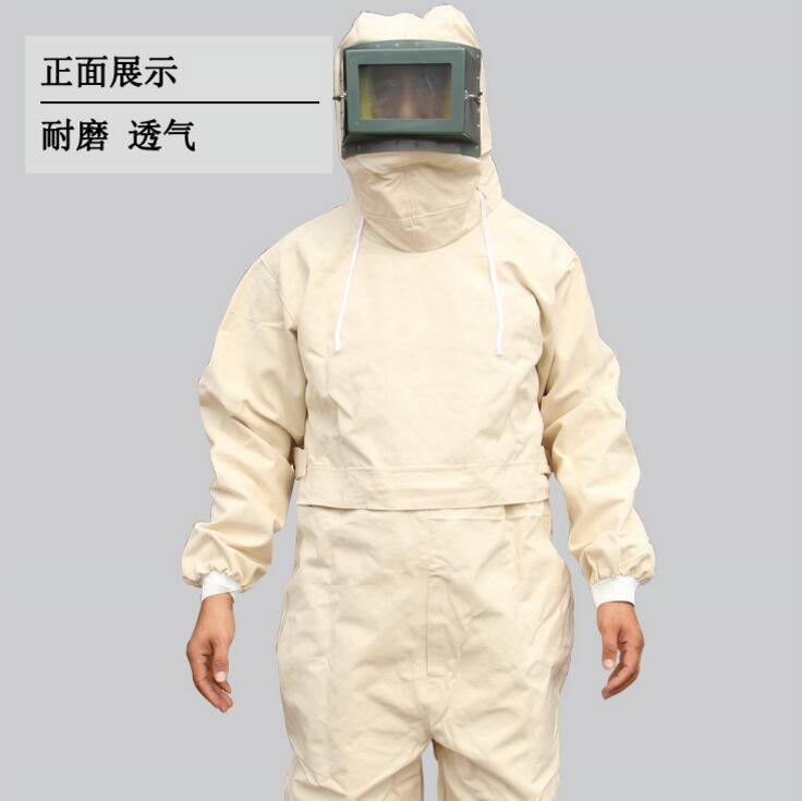 canvas sanding clothing spray painting clothes protection sand blasting clothes sand blasting. Black Bedroom Furniture Sets. Home Design Ideas