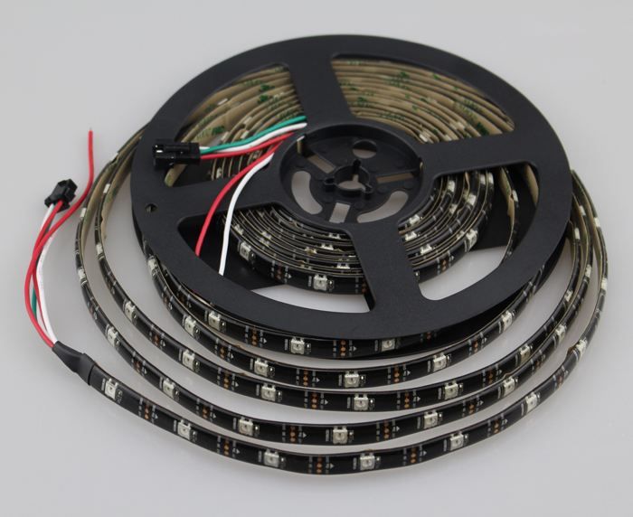 Tiras de Led 1 m/4 m/5 m led Item Name : Ws2812b Led Strip