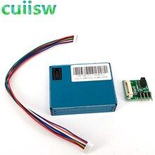 לייזר PM2.5 אבק חיישן PMS7003/G7 גבוהה דיוק לייזר אבק ריכוז חיישן דיגיטלי אבק חלקיקים