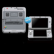 Adesivo Skin per decalcomania della copertura in vinile per macchina limitata nuovi adesivi per pelli 3DS XL per SFC NEW 3DS LL pellicola protettiva per adesivi in vinile