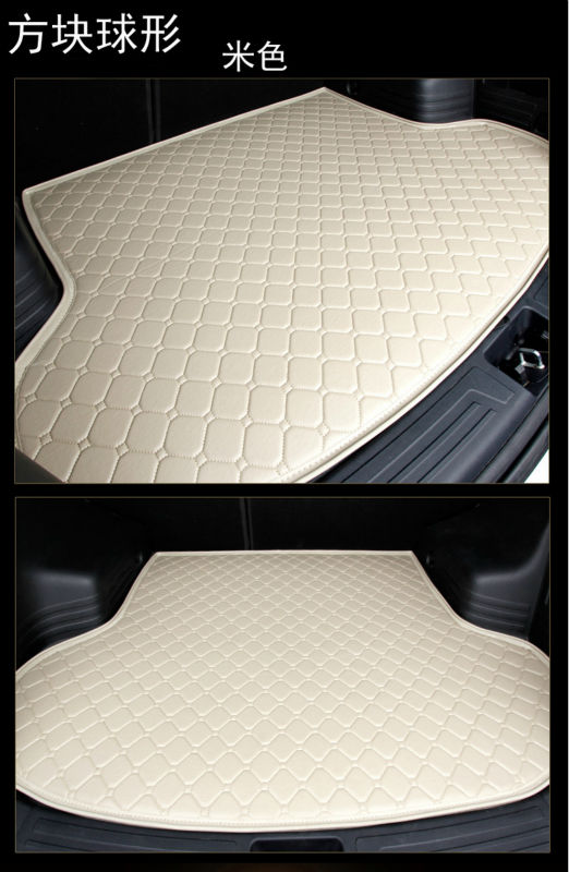 auto trunk mat cargo liner for Renault Laguna Scenic Megane Velsatis Louts LAND-ROVER Freelander Range Rover Discovery defender