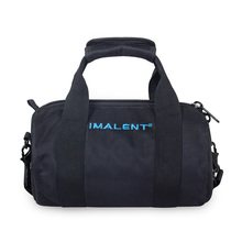 Imalent Original 2019 New Hot Fashional Handbag Outdoor Casual Shoulder Bags For MS12/DX80/R90C/R70C Flashlight Accessoriy bag