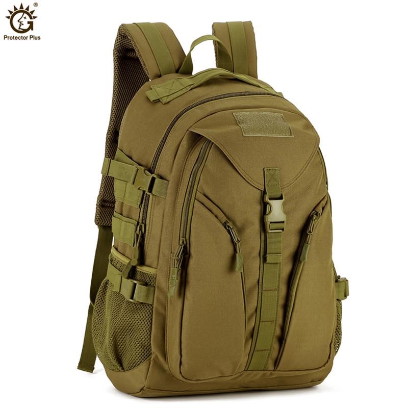 40L 1000D Nylon Backpack Milwrol Diddos Gwrth-Sach Ymosodiad Bag Mwmbwls Bag Teithio Cuddliw i Ferched mochyn hombre