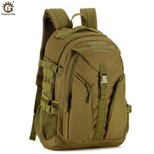 Men's Outdoor Oxford Backpack Vintage Military Tactical Backpacks Schoolbag Hiking Camping Camouflage Backpack Travel Bag Y80 brand new military tactical backpack men ourdoor backpack vintage oxford backpack women camouflage camping backpack