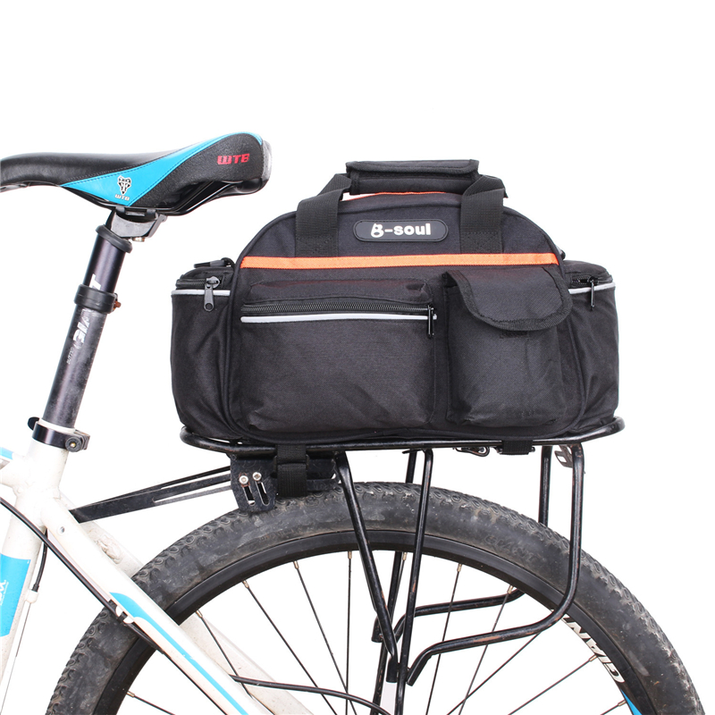 Cycling font b Bag b font 14L Bike Tail Rear font b Bag b font font