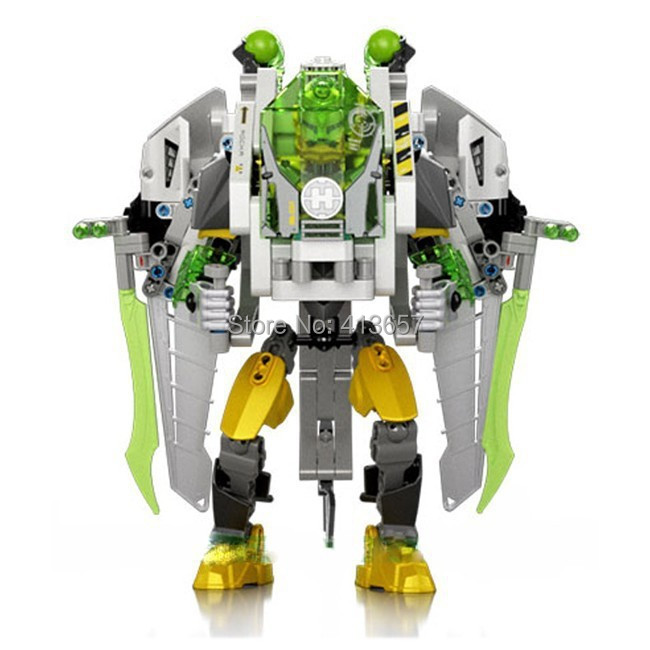 super hero factory 50 star solider jet rocka action figure 290pcs building blocks sets children birthday