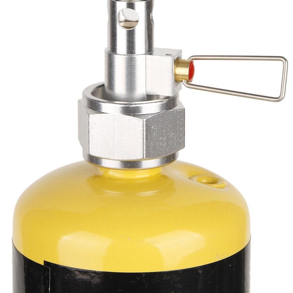 Специализированный MAPP газовый адаптер Разъем для плиты газовый бак адаптер для кемпинга плита конвертер