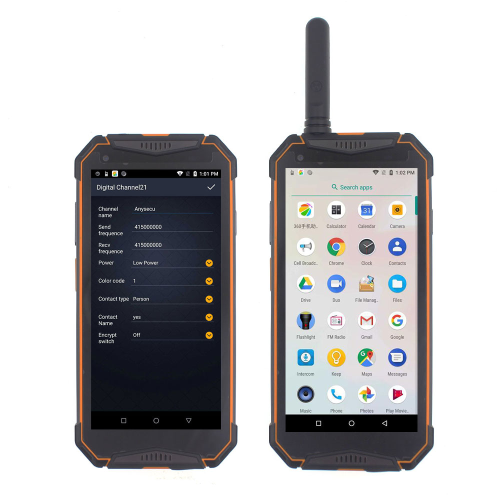Ulefone 3T IP68 Waterproof NFC  Mobile Phone Android 8.1 21MP Helio P23 Octa Core 10300mAh Zello PTT Walkie Talkie Smartphone