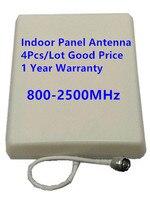 Indoor Panel Antenna Antenna Interna 800 Mhz a 2500 MHz 3G 2G GSM DCS Segnale CDMA WCDMA Rete UMTS Per Il Telefono Mobile Booster