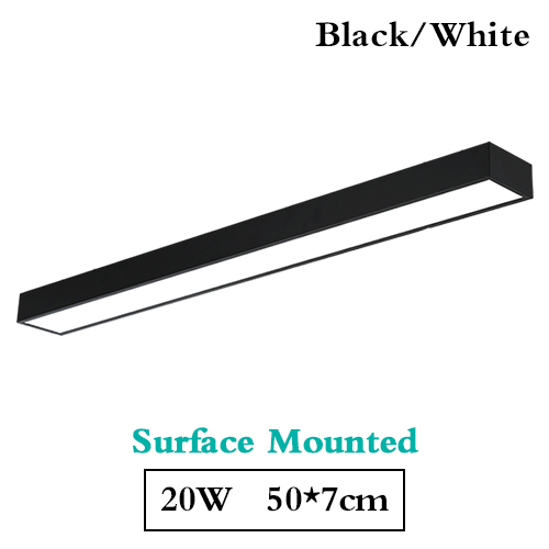50x7cm 20W Surface