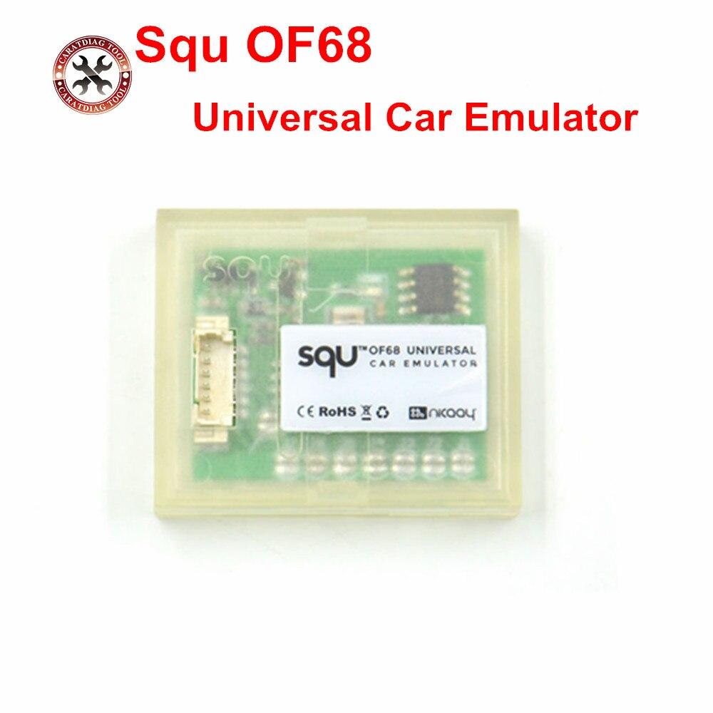 Emulador Universal para coche, herramienta de diagnóstico OF68, emulador universal para coche, programas immo, 2019
