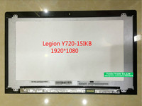 For Lenovo Legion Y720 Y720 15IKB LCD Screen Touch Digitizer Assembly 80VR 5D10N47616 FHD