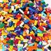 250-1000 Pieces Building Blocks City DIY Creative Bricks Bulk Model Figures Educational Kids Toys Compatible All Brands