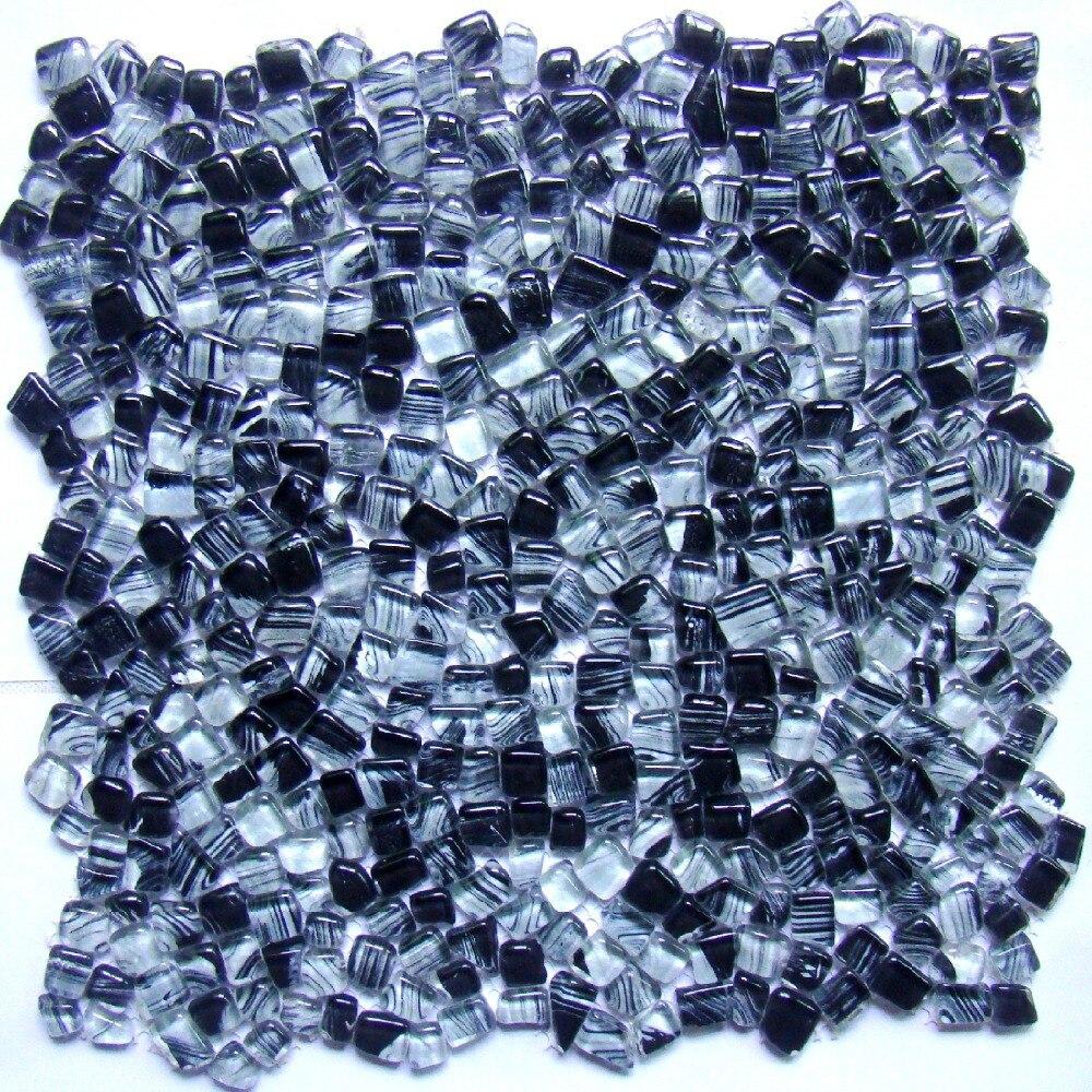 popularne mosaic glass tiles kupuj tanie mosaic glass