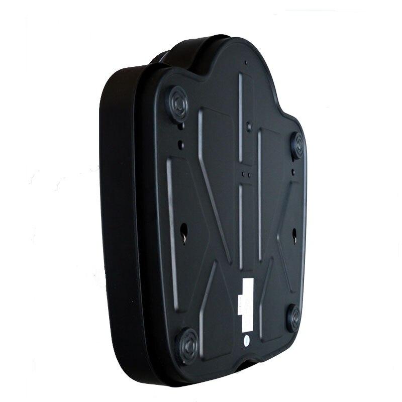 New 160kg de Luxo Mecânica Escala Do Corpo Escala de Peso Banheiro Piso Peso Do Corpo Humano Balança de Mola De Aço do Metal Casa Equilíbrio - 3