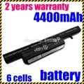 JIGU battery for Clevo C4500BAT-6 C4500BAT 6 C4500BAT6 B4100M B4105 B5100M B5130M B7110 C4100 C4500 C4500Q C5100Q C5500Q