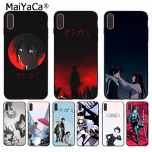 MaiYaCa Noragami yato Anime Coque Popular Cell Phone Case Cover for iPhone 8 7 6 6S Plus 5 5S SE XR X XS MAX Coque Shell maiyaca mr and mrs couple bff popular unique design phone cover for iphone 8 7 6 6s plus 5 5s se xr x xs max coque shell