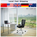 1Pcs 900 x 1200mm PP Floor Mat Protection Chair Pad Office Computer Work Chair Mat