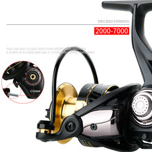 Max 3000 Spool Spinning