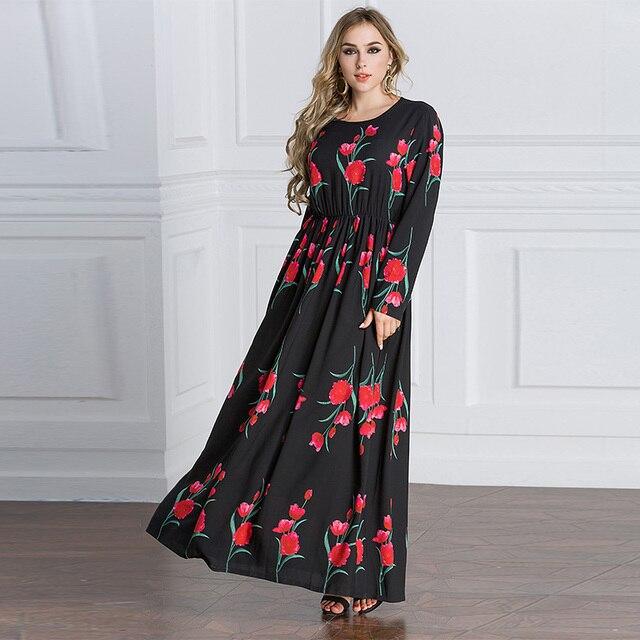 Robe rose elegante