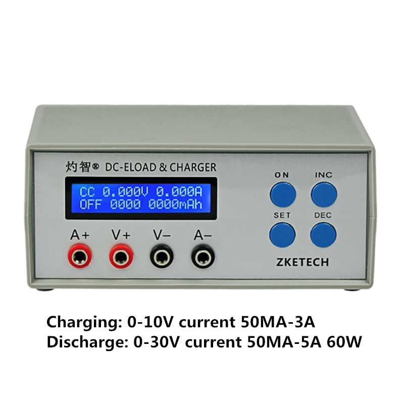 Battery Capacity Tester Portable Power Bank Tester Power Performance Electronic Load Tester Charger EBC-A05+ YBattery Capacity Tester Portable Power Bank Tester Power Performance Electronic Load Tester Charger EBC-A05+ Y