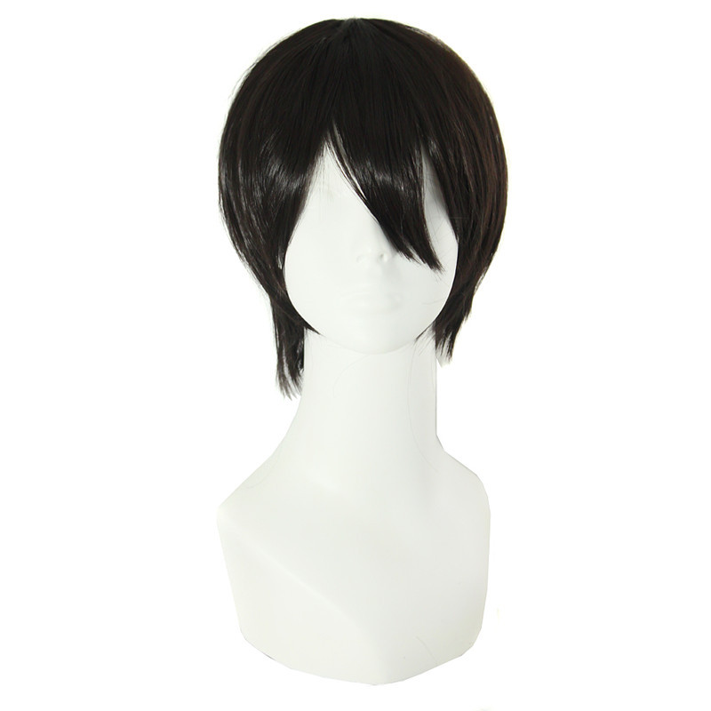Handsome Multi Style Synthetic Cosplay Straight