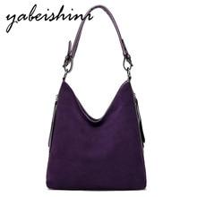 2019New High end tote Lady shoulder bag luxury handbags women bags designer Purple bags for women Crossbody Bag sac a main femme