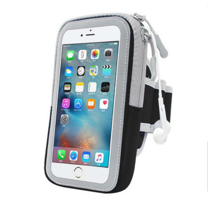 For Prestigio Wize Q3 M3 N3 Nx3 Nk3 Sports Running Waterproof Outdoor Fitness Mobile Phone Holder On Hand Mobile Phone Accessories Armbands