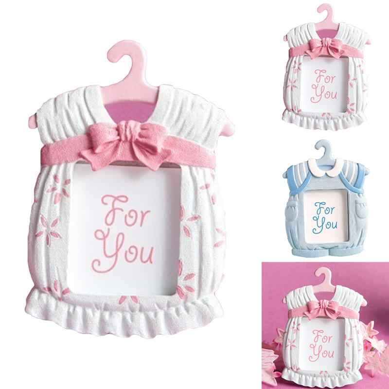 New Photo Frame Clothing Shape Baby Picture Frame Photo Display Frame For Home Decor