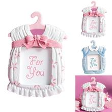цена на New Photo Frame Clothing Shape Baby Picture Frame Photo Display Frame For Home Decor