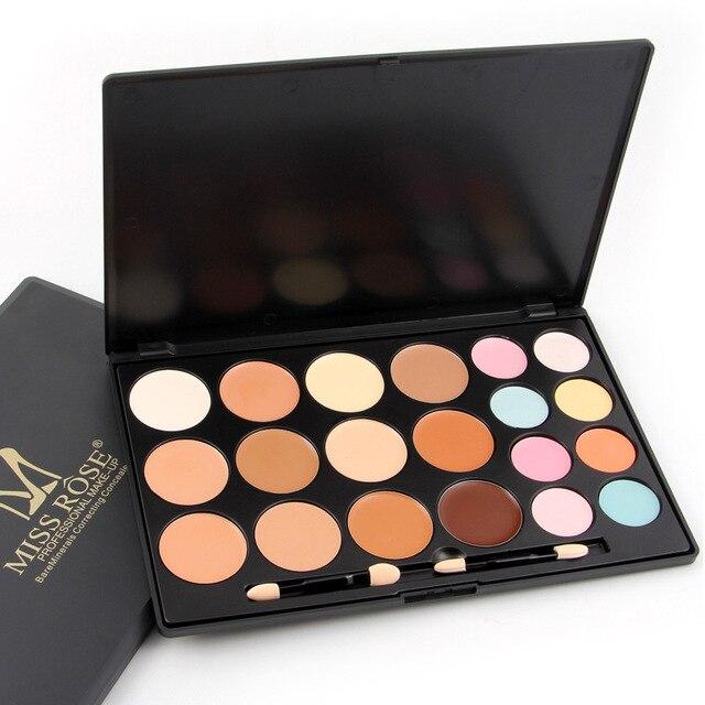 Professional Pro 20 Color Concealer Makeup Set Cosmetic Concealer paleta de corretivo Concealer Eyeshadow Contour Palette Base