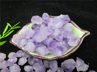 AA++ 100% Natural Amethyst Original Rock Particles Ore Energy Stone Raw Mineral Specimens Wholesale