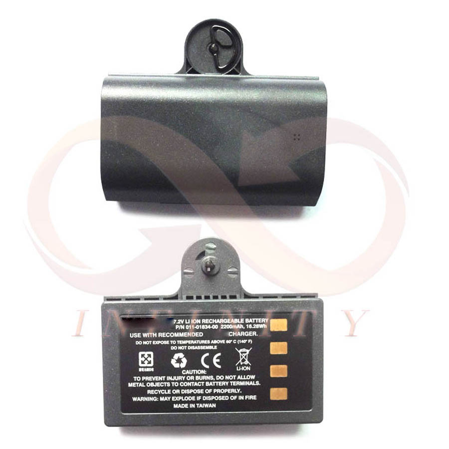 100% Tested used 011-01834-00 Battery For Garmin GPSMAP 620 640 GPS Smart Moble Phone With Tracking Number