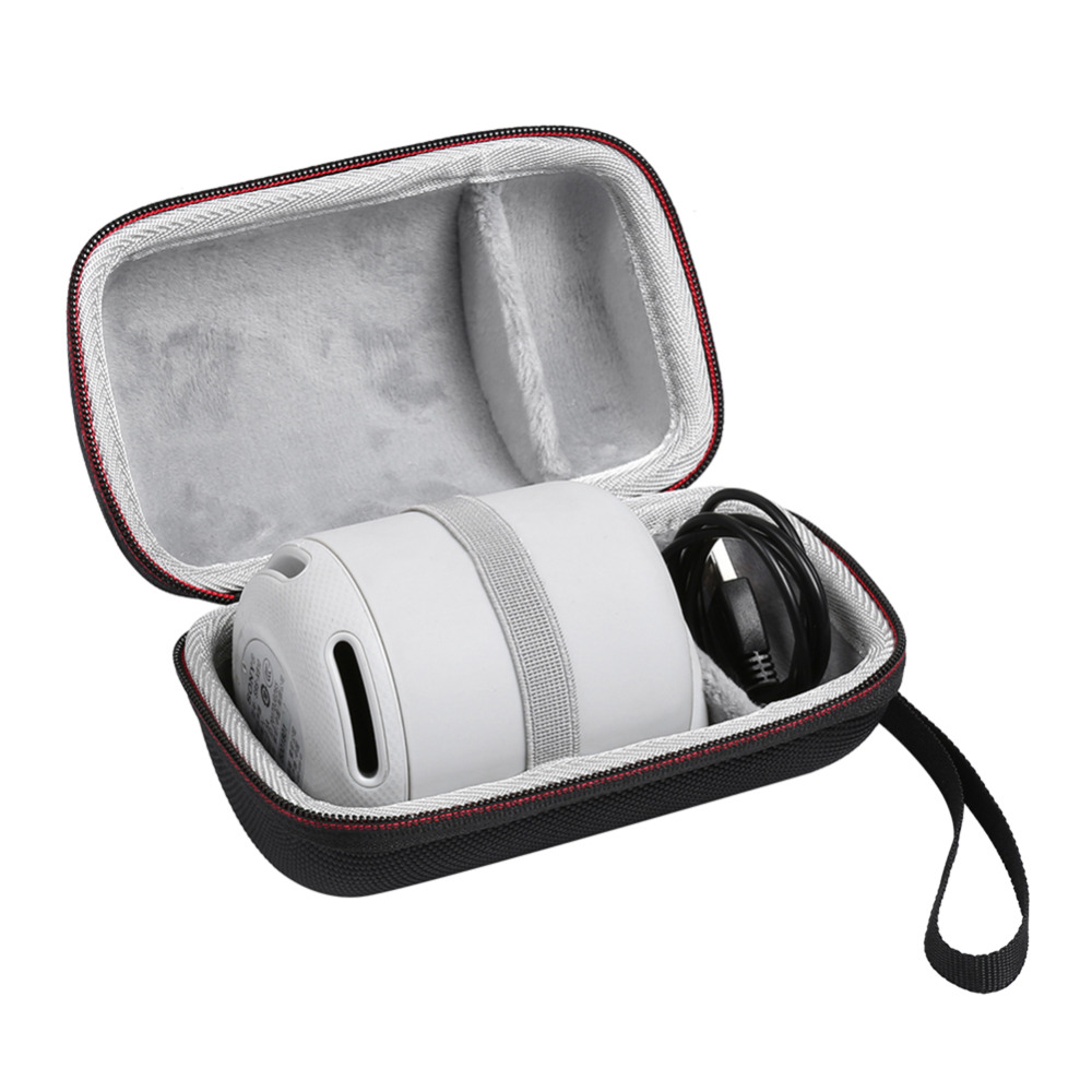 Portable Travel Bag Speaker Accessories Case Hard Black Cover For Sony XB10 Portable Wireless Bluetooth Speaker