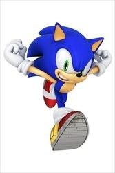 Пользовательские холст Настенный декор Super Smash Bros плакат супер Sonic зубная щётка наклейки на стену для офиса наклейки детской комнаты обои иг...