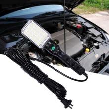 Горячая новинка 25LED магнитный автомобильный рабочий свет инспекционная лампа фонарик с креплением Прямая