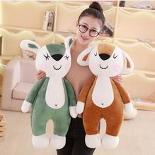 WYZHY New Year Gift Couple Rabbit Interior Plush Toys Send Girlfriend Childrens Doll 35CM