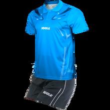 2018 nowy JOOLA stół tenis garnitur mężczyźni i kobiety jednolity stół tenis sportowy strój kombinezon tanie tanio Mężczyzn Pasuje do rozmiaru Weź swój normalny rozmiar