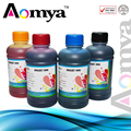 4 colors 250ml Eco-solvent ink Dye solvent based ink suit For EPSON R230/R2400/1390 Desktop printer Refillable ink