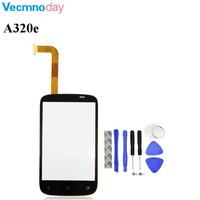 Vecmnoday Front Glass Touch Screen Digitizer for HTC DESIRE C A320e Not LCD Display + Gift Repair Tools