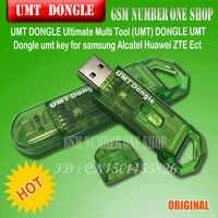 UMT Dongle UMT ключ для Samsung Huawei LG ZTE Alcatel, ремонт и разблокировка программного обеспечения, 2019