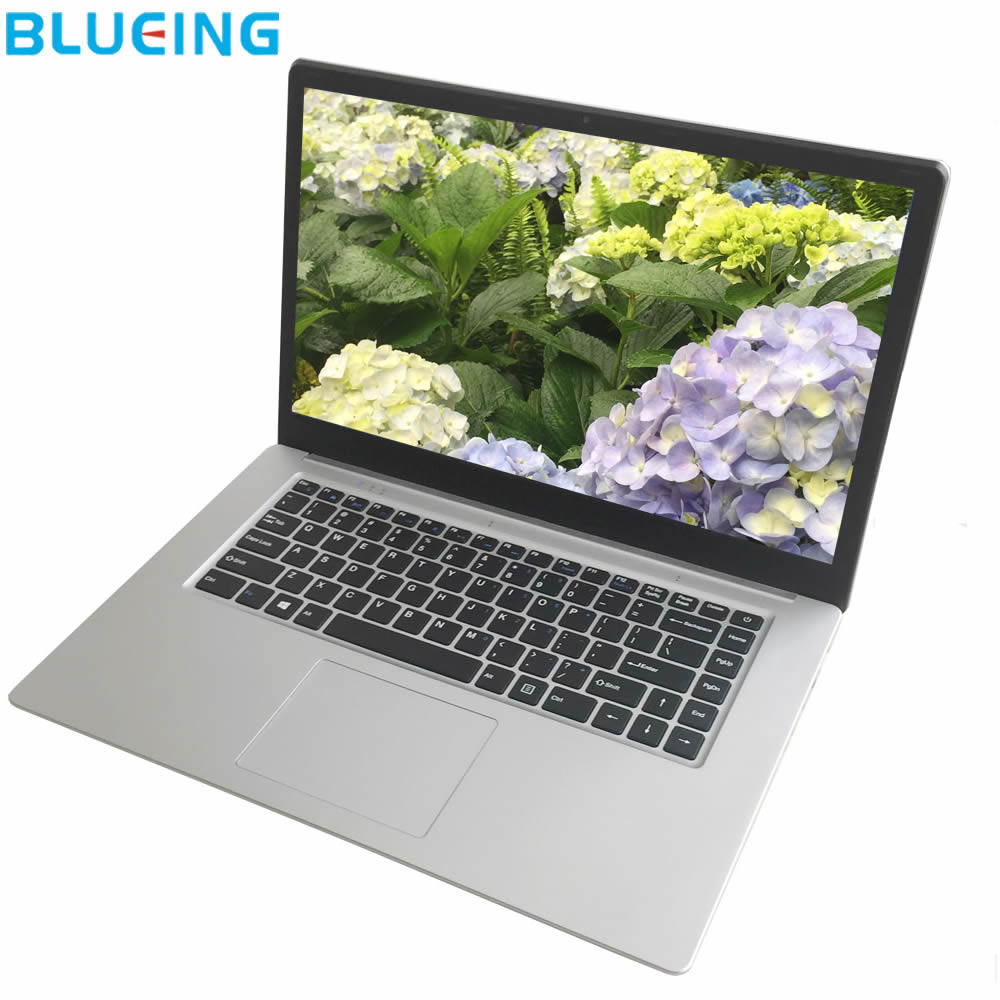 Gameing Laptop 15.6 Inch Ultra-slim 8GB RAM 1000GB  Large Battery Windows 10 WIFI Bluetooth Laptop Computer PC Free Shipping