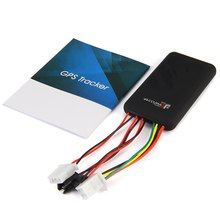 GT06 Car GPS Tracker SMS GSM GPRS Vehicle Tracking Device Monitor Locator Remote Control Motorcycle Scooter with original box